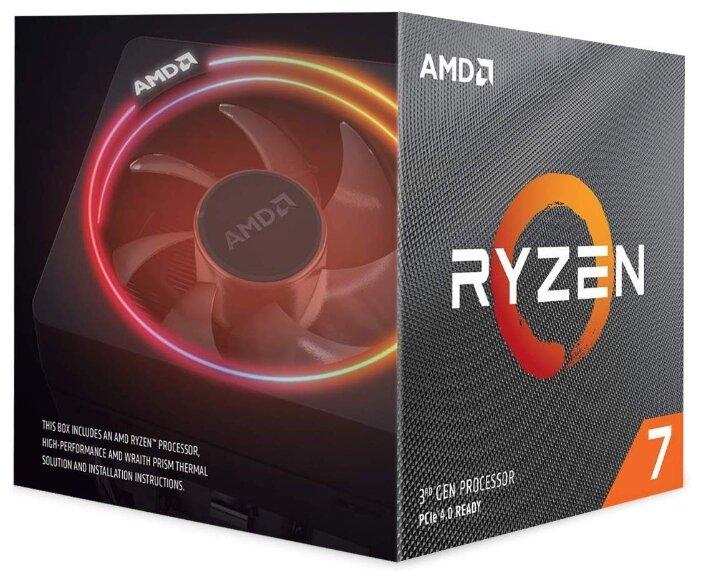 "Процессор AMD ""Ryzen 7 3700X"""