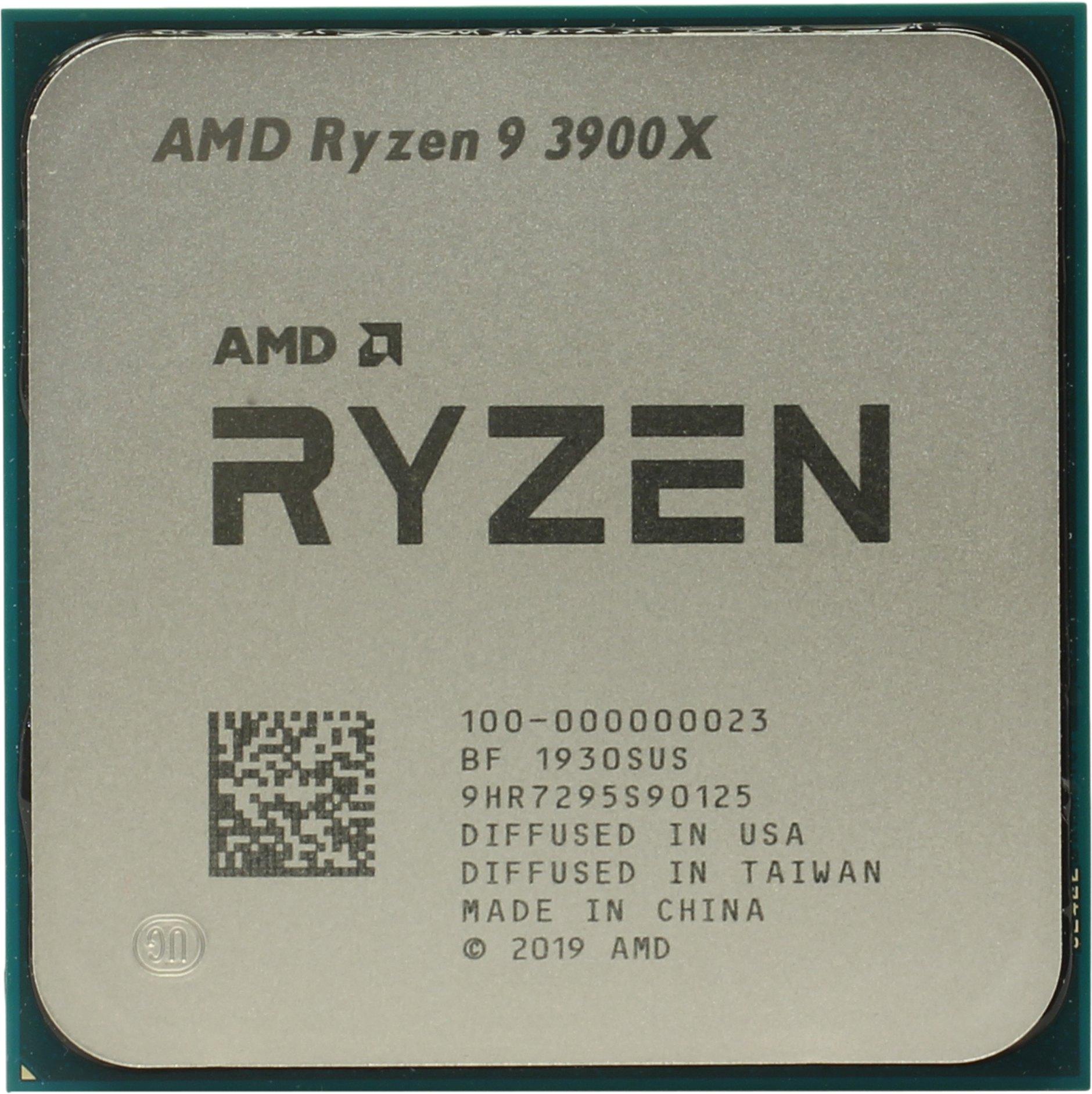 "null Процессор AMD ""Ryzen 9 3900X"" . null."