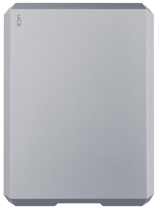 "Внешний жесткий диск 5ТБ 2.5"" LaCie ""Mobile Drive"", серый"