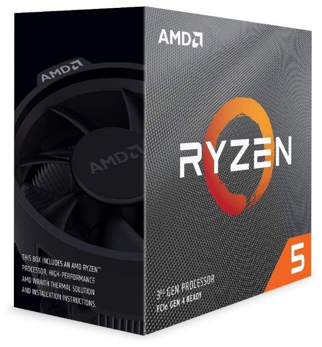 "null Процессор AMD ""Ryzen 5 3600"" . null."