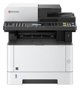 """Многофункциональное устройство Kyocera """"ECOSYS M2235dn"""" A4, лазерный, принтер + сканер + копир, ЖК, бело-черный"""