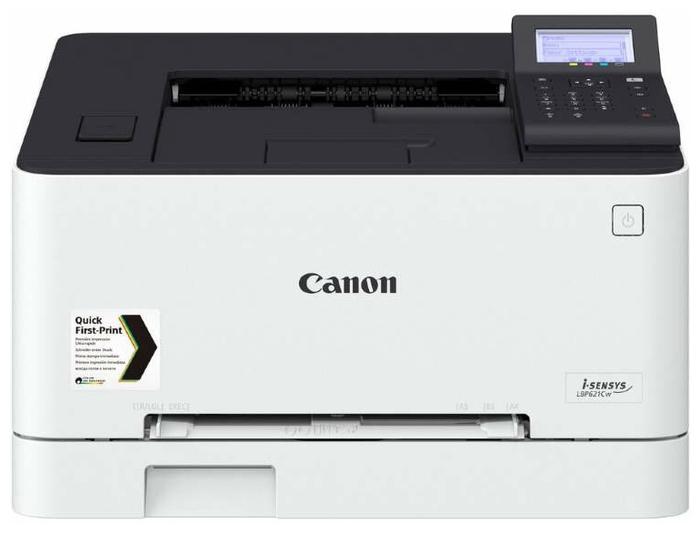 """null Цветной лазерный принтер Canon """"i-SENSYS LBP621Cw"""" A4, 600x600dpi, бело-черный . null."""