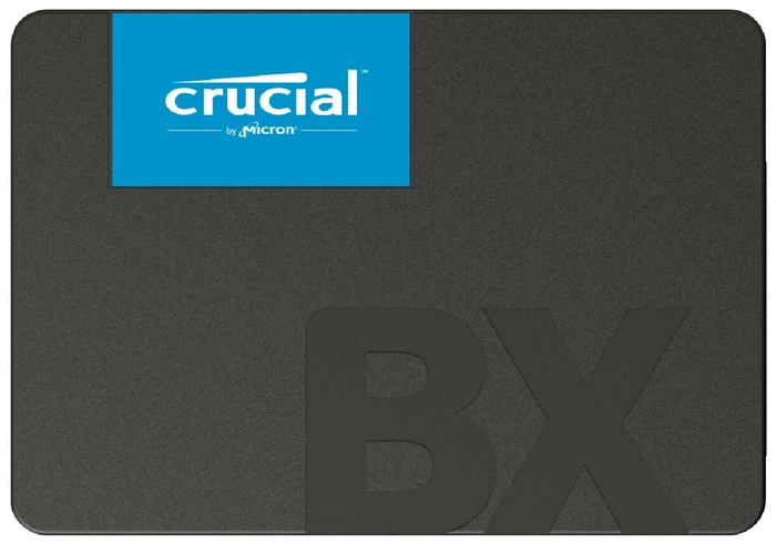 """SSD диск 1000ГБ 2.5"""" Crucial """"BX500"""" CT1000BX500SSD1"""