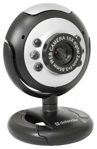 "Веб-камера Defender ""C-110"" 63110 с микрофоном"