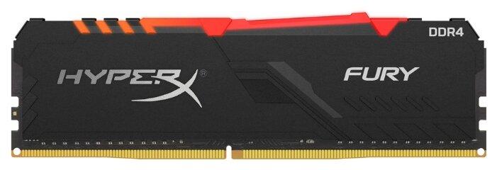 "Модуль оперативной памяти 16ГБ DDR4 SDRAM Kingston ""HyperX FURY"" HX430C15FB3A/16"