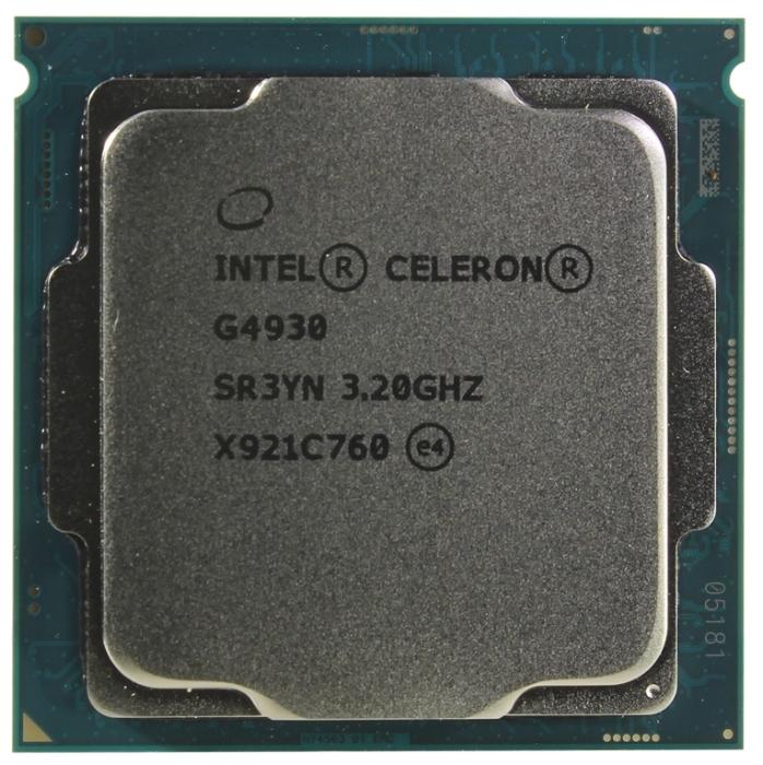 "Процессор Процессор Intel ""Celeron G4930"" . null."