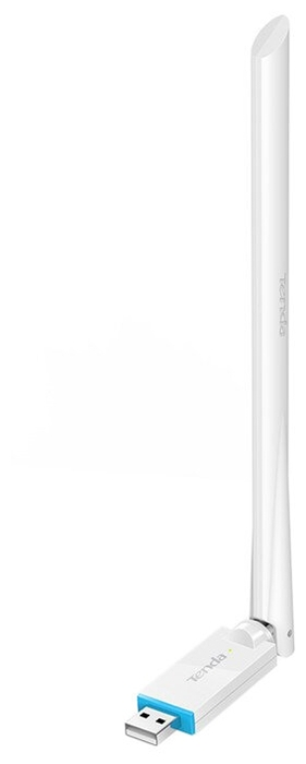 "Сетевой адаптер Wi-Fi 150Мбит/сек. Tenda ""U2"" 802.11b/g/n"
