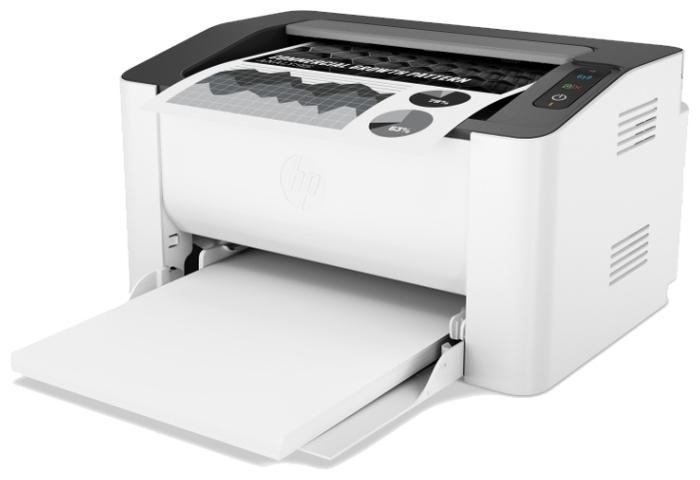 """Лазерный принтер Лазерный принтер HP """"LaserJet 107w"""" A4, 1200x1200dpi, бело-черный . null."""