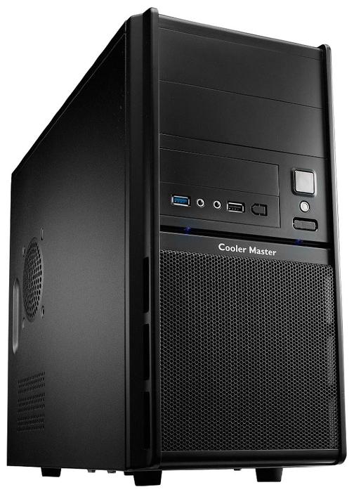 "Корпус Minitower Cooler Master ""Elite 342"" RC-342-KKN6-U3, mATX, черный"