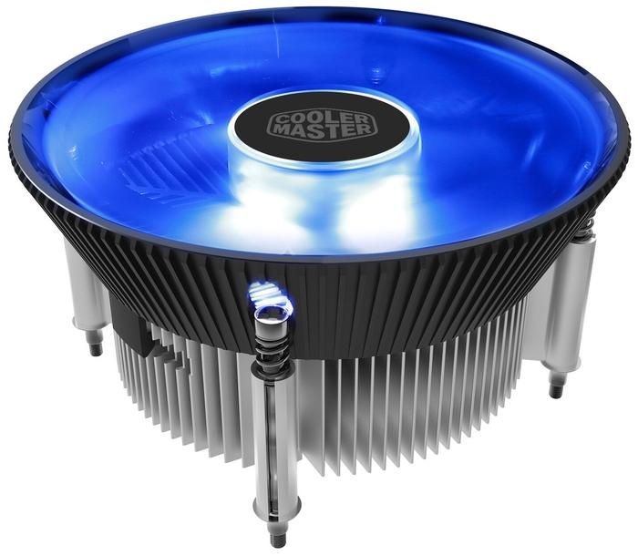 "Кулер для процессора Socket115x Cooler Master ""RR-I70C-20PK-R1"""