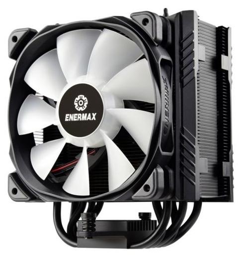 """Кулер для процессора Socket2066/2011-3/2011/1366/1156/1155/1151/1150/AM4/AM3+/AM3/AM2+/AM2/FM2+/FM2/FM Enermax """"ETS-T50A-BK-ARGB"""""""