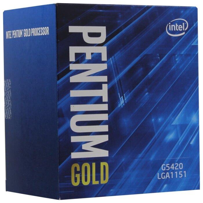 "Процессор Intel ""Pentium Gold G5420"""