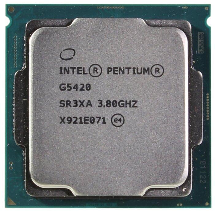 "Процессор Процессор Intel ""Pentium Gold G5420"" . null."