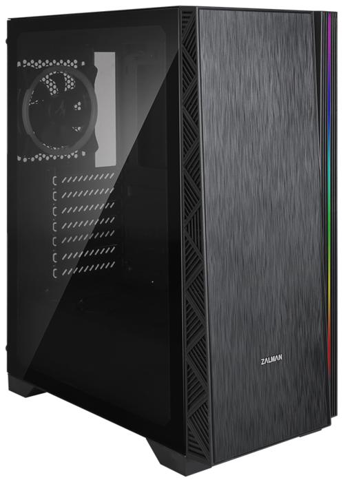 """Корпус Miditower Zalman """"Z3 Neo"""", ATX, черный"""