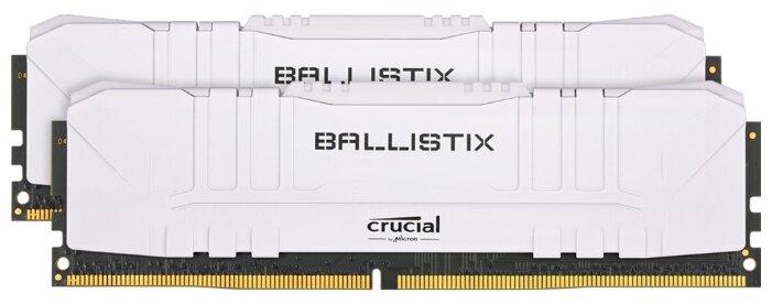 """Модуль оперативной памяти 2х8ГБ DDR4 SDRAM Crucial """"Ballistix Gaming"""" BL2K8G26C16U4W"""