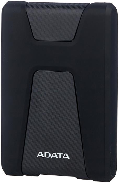 """Внешний жесткий диск 1ТБ 2.5"""" ADATA """"HD650"""" AHD650-1TU31-CBK, черный"""
