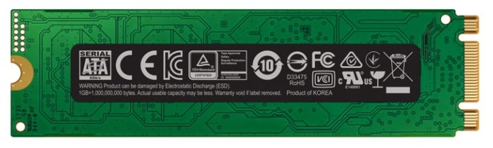 "SSD-диск SSD диск 1000ГБ M.2 Samsung ""860 EVO"" MZ-N6E1T0BW . null."