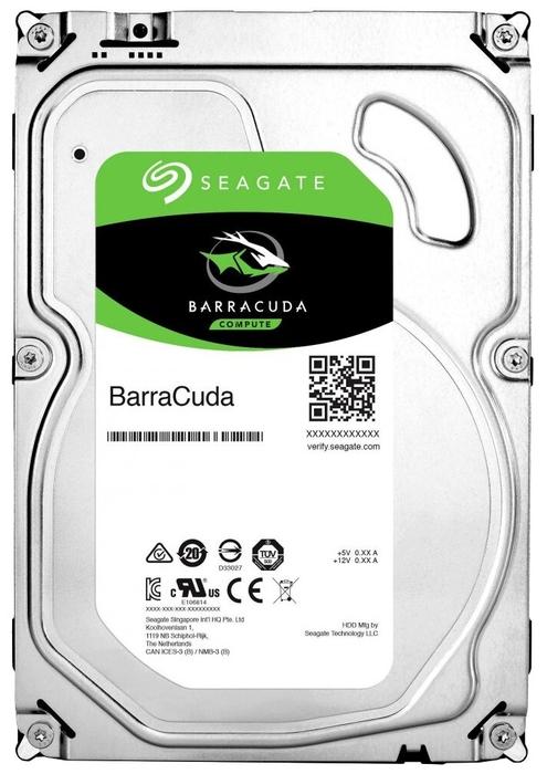 """Жесткий диск """"BarraCuda ST6000DM003"""""""
