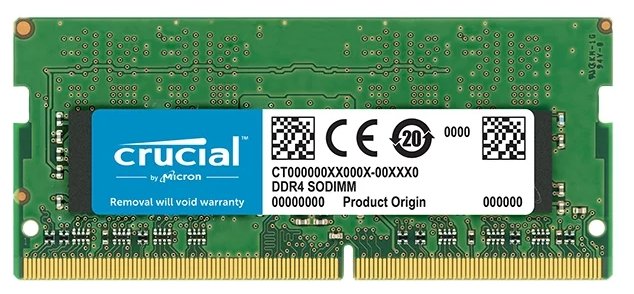 "Модуль памяти Crucial ""CT8G4SFRA266"""