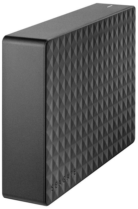 """Внешний жесткий диск 8ТБ Seagate """"Expansion STEB8000402"""", черный"""