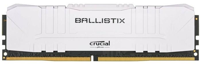 """Модуль оперативной памяти 16ГБ DDR4 SDRAM Crucial """"Ballistix"""" BL16G26C16U4W"""