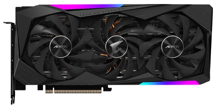 "Видеокарта GIGABYTE ""GeForce RTX 3070 AORUS MASTER 8G"""