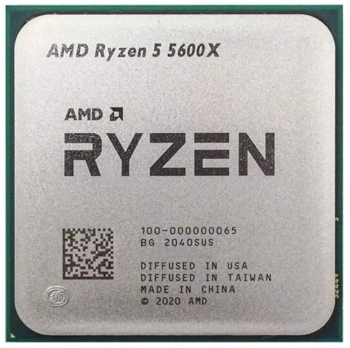 "null Процессор AMD ""Ryzen 5 5600X"" . null."