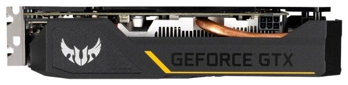 "Видеокарта Видеокарта ASUS ""GeForce GTX 1650"" TUF-GTX1650-O4GD6-P-GAMING . null."
