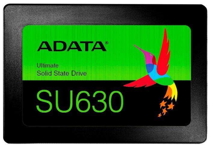"""SSD 480ГБ 2.5"""" ADATA """"Ultimate SU630"""""""