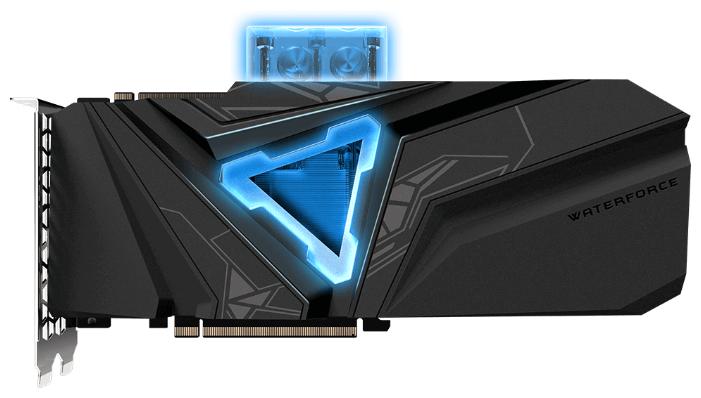 "Видеокарта GIGABYTE ""GeForce RTX 2080 SUPER GAMING WATERFORCE 8G"""