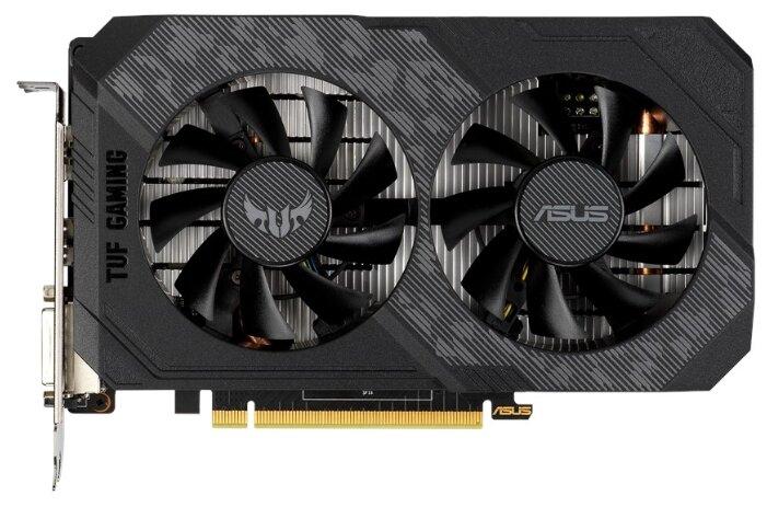 """Видеокарта ASUS """"GeForce GTX 1650"""" TUF-GTX1650-4GD6-P-GAMING"""