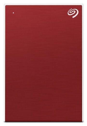"Внешний жесткий диск 2ТБ 2.5"" Seagate ""One Touch"" STKB2000403, красно-белый"