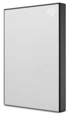 "Внешний жесткий диск 2ТБ 2.5"" Seagate ""One Touch"" STKB2000401, серебр.-черный"