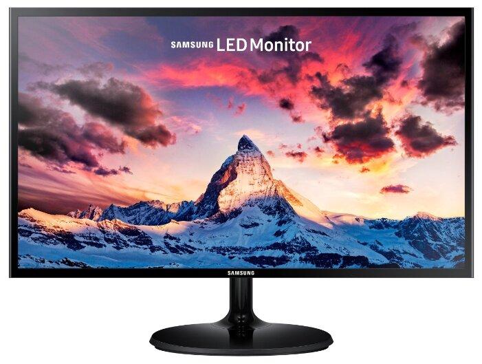 "Монитор 23.5"" Samsung ""S24F354FHI"" LS24F354FHIXCI 1920x1080, черный"