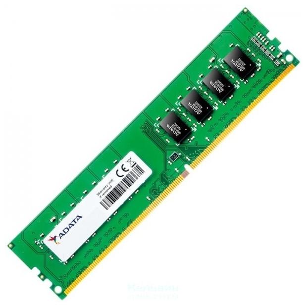 """Модуль оперативной памяти 8ГБ DDR4 SDRAM ADATA """"Premier"""" AD4U266638G19-S"""