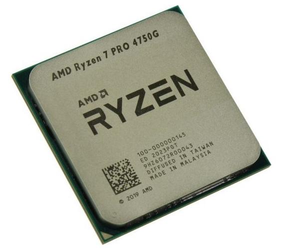 """Процессор AMD """"Ryzen 7 PRO 4750G"""""""