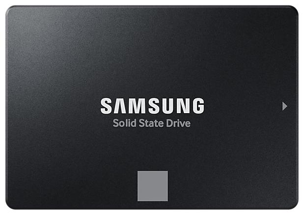 """SSD 500ГБ 2.5"""" Samsung """"870 EVO"""" MZ-77E500BW (SATA III)"""