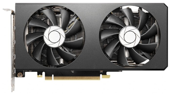 "Видеокарта MSI ""GeForce RTX 3070 TWIN FAN OC"" ("