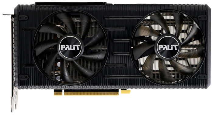 "Видеокарта Palit ""GeForce RTX 3060 Dual"""