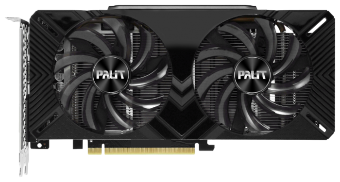 "Видеокарта Palit ""GeForce RTX 2060 Dual OC 6ГБ"""