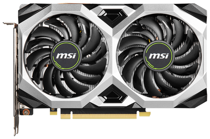"Видеокарта MSI ""GeForce GTX 1660 SUPER VENTUS XS OC RU"""