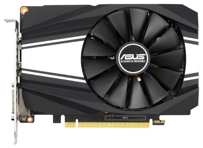 "Видеокарта ASUS ""GeForce GTX 1660 SUPER"" PH-GTX1660S-O6G"