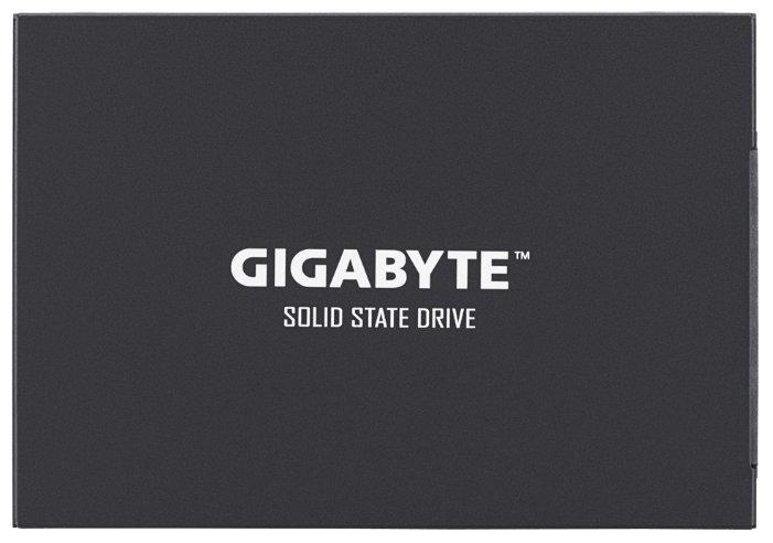 "SSD диск 256ГБ 2.5"" GIGABYTE ""GP-GSTFS31256GTND"""