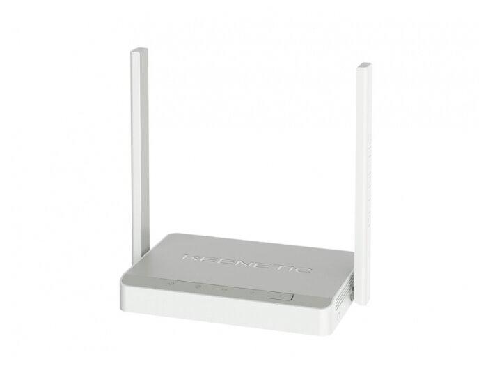 "Беспроводной маршрутизатор KEENETIC ""Lite"" KN-1311 WiFi 300Мбит/сек. + 4 порта LAN 100Мбит/сек. + 1"