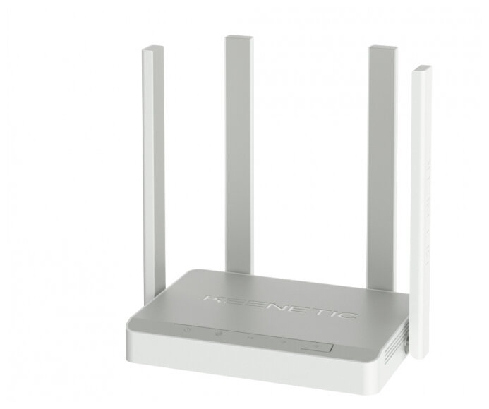 "Беспроводной маршрутизатор KEENETIC ""EXTRA"" KN-1711 WiFi 867Мбит/сек. + 4 порта LAN 100Мбит/сек. + 1"