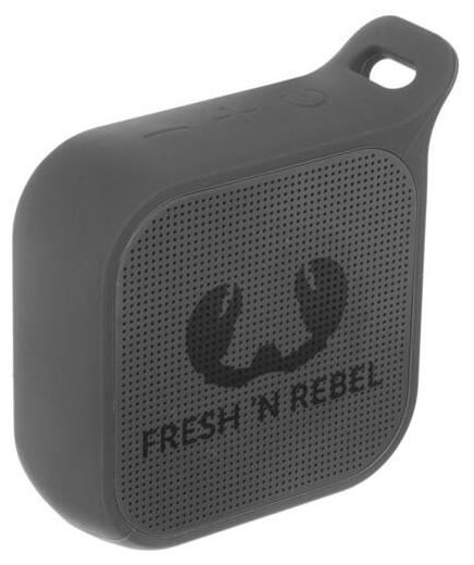 """Акустическая система Fresh 'N Rebel """"Rockbox Pebble"""" 1RB0500CC, портативная, темно-серый"""