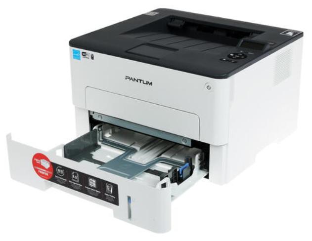 "null Лазерный принтер Pantum ""P3010DW"" A4, 1200x1200dpi, серый . null."
