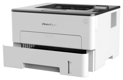 "null Лазерный принтер Pantum ""P3300DW"" A4, 1200x1200dpi, серый . null."