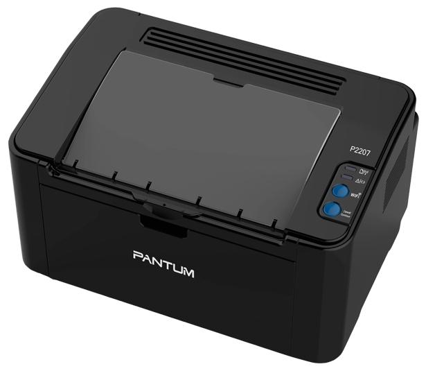 """Лазерный принтер Pantum """"P2207"""" A4, 1200x1200dpi, черный"""