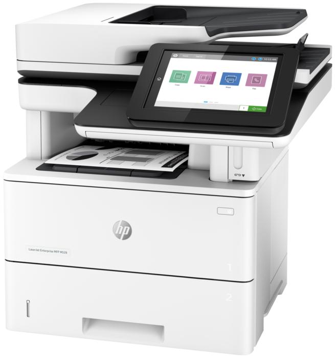 """Многофункциональное устройство HP """"LaserJet Enterprise M528f"""" A4, лазерный, принтер + сканер + копир"""
